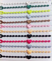 Wholesale Fashion Jewelry Bracelets Fashion New design hand shape friendship bracelet machine woven hand cotton lace bracelet for women