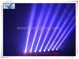 (4 lot)Concert lighting led blinder beam moving head led 4in1 rgbw 8x10w led moving head bar