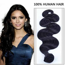 Brazilian virgin Hair Weaves 8A Great Original Cuticle Human Hair weft Body Wave Natural Color cheap factory price High quality Chinese Hair