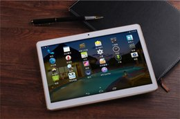 Wholesale 10 Inch Octa Core Tablet PC G G Android System mAh Support Custom Made DHL