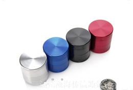 factory wholesale 50mm 4 parts cnc sharpstone grinder tobacco grinders for smoking herbal grinders