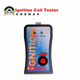 Wholesale Newest Ignition Coil Tester professional tester Coil Automotive Electrical Tester wuth Best Quality