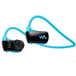 Wholesale Brand New G W273 Wearable Player MP3 for Sony Walkman NWZ W273 W273S GB Earphone Running Reproductor MP3 Musica Players Headphones