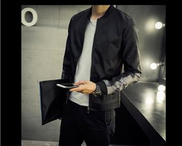 Wholesale The new XL spring and autumn sun protection clothing baseball uniform male Korean Slim influx of young thin coat jacket