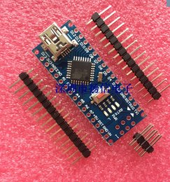 New 1PCS The 2014 version arduino nano V3.0 ATMEGA328P Improved version without welding plate without wiring
