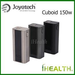 Wholesale Joyetech CUBOID W TC Mod Housing Single Battery Firmware Upgradeable Temperature Control Mod for VW VT Ni VT Ti Tem SS316 TCR modes