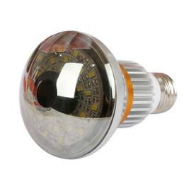 Eazzy BC-885YM HD960P P2P Mirror Bulb WiFi / AP IP Network Caméra Lentille 3.6mm avec 5w Warm Light Vision nocturne et détection de mouvement à partir de ampoules pour appareil photo fabricateur