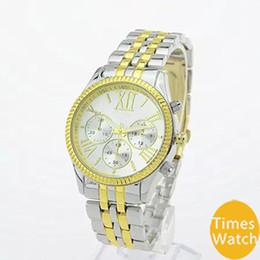 Regarder rose d'or en Ligne-2016 de luxe de qualité romains chiffres romaux de marque en acier inoxydable hommes montre-bracelet en or rose montre de mode