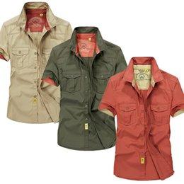Wholesale Mens Slim Fit Business Shirts New Arrival Dress Shirts Casual Shirts Spring Turn down Collar Shirt Short Sleeve Shirt Men Desinger Shir