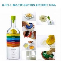 Wholesale Bottle Shape in Multifunction Juicer Grinder Funnel Bottle Kitchen Cooking Accessories Your Best Choice