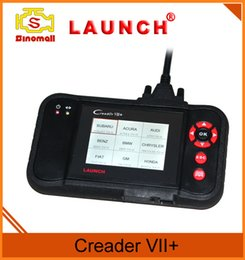 Wholesale Crp123 Scanner - High quality Original Launch Creader VII+ Creader VII Plus creader 7 plus creader 7+ Auto Code Reader CRP123 crp123 scanner Update online