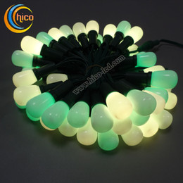 Projector Christmas Outdoor led string lights Christmas lights Party Light With IC WS2811 DC12V waterproof IP68 Wedding Decoration