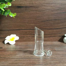 clean Glass smoking bowl glass bowl standard size oil rigs dabs 14.5mm and 18.8mm joint free shipping