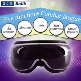 Wholesale Belik Eye Massager change image improve confidence improve vision wrinkles remove eye bags air pressure vibration music hot compress