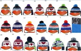 Wholesale 2016 Team Beanies Hats American Football team Beanies Sports Beanie Knitted Hats drop shippping Snapbacks Hats album offered