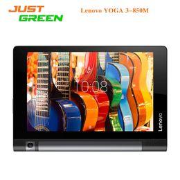 Wholesale Original Lenovo YOGA M G LTE Tablet PC quot Android Phablet MSM8909 Quad Core GB RAM GB ROM MP Camera