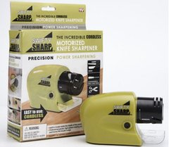 Wholesale Fast Scissors Screwdriver Multifunction Knife Sharpener Electric Sharpener Diamond Grindstone
