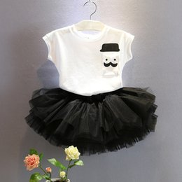 Wholesale Hug Me Baby Girls Outfits and Sets Babys Kids Clothes New Fall Short Sleeve T shirt and Sets AA