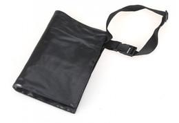 Wholesale New Professional Cosmetic Makeup Brush PVC Apron Bag Artist Belt Strap Protable Make up Bag Holder