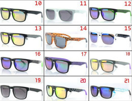 Wholesale 50pcs lot KEN BLOCK HELM Cycling Bike Sports Sunglasses Outdoor Brand Designer Sun glasses for men women