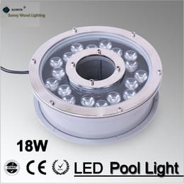 IP68 LED fountain light, LED pool light ,Led underwater light 18W 24V AC,LED landscape lamp for outdoor LPL-B-18W-24V
