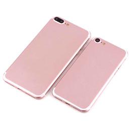 Wholesale Goophone i7 más pulgadas M G Android G Smartphone Quad Core MTK6580 WIFI teléfonos desbloqueados