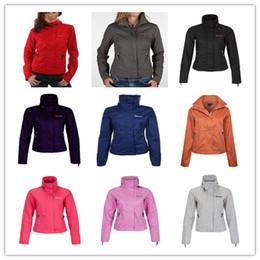 Wholesale brand top quality lady sport bench women sport Jackets BBQ coat outerwear original jacket