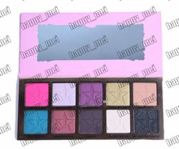 Wholesale Factory Direct DHL New Makeup Eyes Beauty Killer Palette Colors Eyeshadow