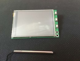"Wholesale-3.2"" TFT LCD Module RGB Touch Screen Display Monitor For Raspberry Pi board B+ B"