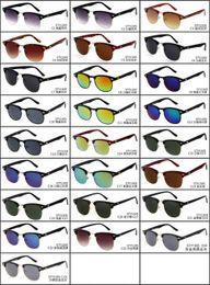 Wholesale 2015 Fashion Sunglasses Women Brand Designer Sunglasses Have Logo Vintage Sun Glasses For Men Women Oculos De Sol
