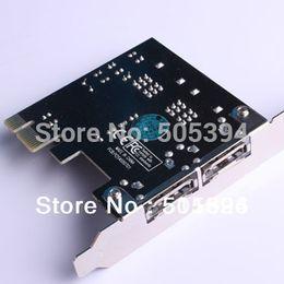 Wholesale 2 eSATA SATA II PCI E PCIE RAID Express Card