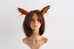 Crazy Town cosplay animal ears fox tail Nick