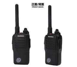 Acheter en ligne Deux radios bidirectionnelles vente-Vendez comme des gâteaux chauds NF-667P Grossiste Amplificateur de radio de jambon large / étroit de bande passante pour la vente Bluetooth Walkie Talkie Radio UHF à deux voies