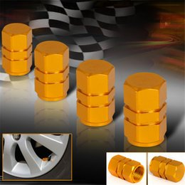 Wholesale eplacement Parts Wheels Rims Accessories Pack Universal Fit Aluminum Alloy Wheel Tire Air Valve Stem Caps For Car Bic
