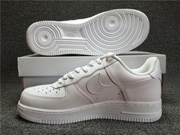 Wholesale NIKE AIR FORCE White Athletic shoes Fashion Men Shoes Basketball Shoe Mens sports equipment Couple ShoeWomen Men Sports Outdoors Trainers