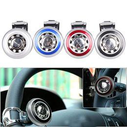 Wholesale Auto Car Steering Wheel Power Handle Ball Steering Wheel Hand Control Ball Car Grip Knob Turning Helper W053
