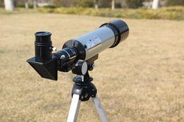 Wholesale Astronomical telescope Phoenix F36050 aluminum lens birding monocular tripod is presented operation composable enlargement ratio