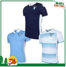 Wholesale 16 LAZIO Soccer Jersey SS home Lazio football shirts maillot de foot camisa de futebol
