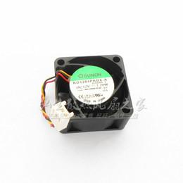 Wholesale Original Sunon kd1204pkbx a B4604 v w cm dual ball axial cooling fan