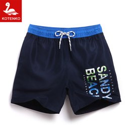 Wholesale Mens Casual Beach Surf Swim Shorts Board Trunks Shorts Men Swimming Boxer Run Sport Outdoor Shorts Casual Swimwear Swimsuits