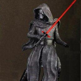 (Films Jeu vidéo Cartoon Star Wars 7 L'éveil Force Dark Knight Kai Luolun modèle Boxed Main à faire Hauteur de produit: 24cm à partir de star wars jeux vidéo fournisseurs