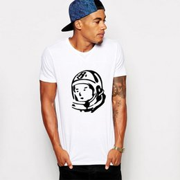 Wholesale BILLIONAIRE BOYS CLUB Man T Shirt Hip Hop BBC Fashion Men Shirts Men Cotton O Neck Billionaire Man Tops Tees camisa MCT061