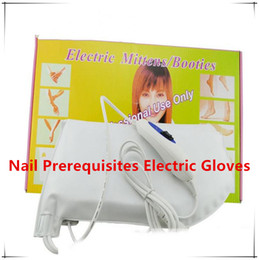 Wholesale Nail Prerequisites Electric Gloves Advanced Beauty Instrument Electric Wax Gloves Infrared Massage Handguard Whitening Adjustable Temperatu