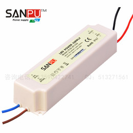 DHL Shipping Plas IP67 with CE 12V 24v 35W full WATERPROOF LED switch POWER SUPPLY Transformer,use for led strip.