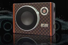 Wholesale Slim inch Car subwoofer V24v car stereo speakers active high power amp modification