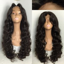 Brazilian,Indian,Malaysian Top Quality Body Wave Human Natural Color Hair Full Lace Wigs Lace Wigs with Baby Hair