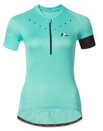 womens Light Green cycling short sleeve jersey 2016 Maillot ciclismo, bike riding clothes, bicycle Cycling Clothing D12