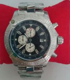 christmas gift mens watch chronometre 1884 quartz stopwatch chronograph stainless steel original clasp man luxury watches