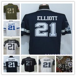 Wholesale 2016 NIK Elite Mens Cowboys Rugby Football Jerseys Ezekiel Elliott Navy blue thanksgiving green white rush shirts stitched Mix Order