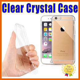 Wholesale iPhone s plus samsung Galaxy Note7 J1 J3 J7 Grand Prime S7 Crystal Clear Case LG G4 Transparent TPU Cases Mobile Cover